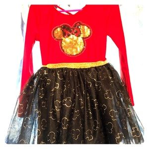 Other - Minnie Mouse Ballet Outfit